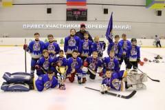 Невинномысские «Хаски» завоевали серебро хоккейного турнира