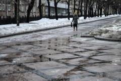 В Москве побит температурный рекорд середины XX века