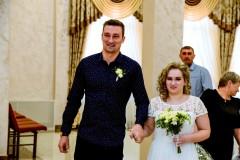 В Невинномысске семь пар поженились 20.02.20