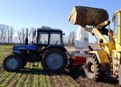 На Кубани готовят технику к полевым работам