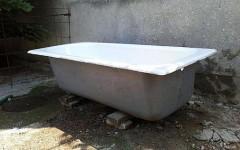 На Дону у пенсионерки украли ванную