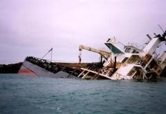 У берегов Японии затонуло судно, судьба 13 человек неизвестна