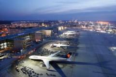 В аэропорту немецкого Франкфурта из-за дрона перенаправили 70 рейсов