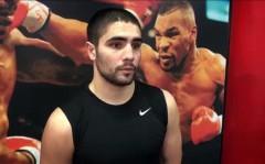 Невинномысский боксер готовится ко второму профессиональному бою