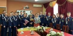 На Ставрополье сотрудники СКР поздравляют женщин – ветеранов следствия