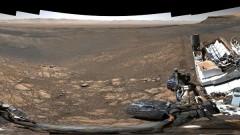 НАСА опубликовало наиболее детальную панораму Марса