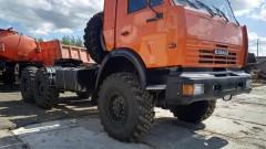 В Туапсинском районе «КамАЗ» арестован за долги