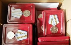 В Невинномысске вручили юбилейные медали труженикам тыла