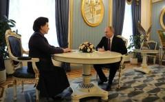 Валентина Терешкова обвинила устроивших ей травлю критиков в нелюбви к России