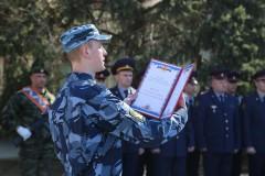 Молодые сотрудники УФСИН по Ставропольскому краю приняли присягу