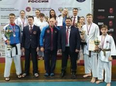 Кубанские спортсмены успешно выступили на всероссийском турнире по восточному боевому единоборству