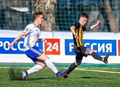 ФК «КубГУ» продлил беспроигрышную серию в матчах с СГУ до 7 встреч