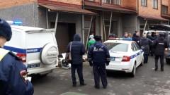 Мужчину застрелили в центре Петрозаводска