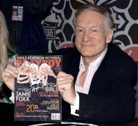 Журнал Playboy появится в марте 2010 года последний раз