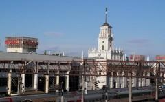 Минуя пункт досмотра, женщина пыталась попасть на железнодорожный вокзал Краснодар -1