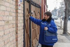 Без риска для пенсионеров: в Краснодарском крае почтальоны доставляют пенсии и продукты на дом