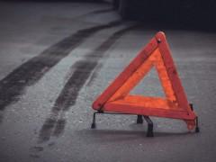 В Чечне при ДТП пострадал водитель машины «Лада Гранта»