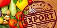 Экспорт продукции АПК предприятий в 2020 году составит не менее $2,5 млрд