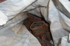 Миллеровские таможенники не впустили 43 кг металлолома, ввезенного незаконно