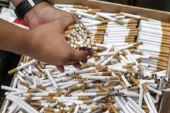 В Новочеркасске из незаконного оборота изъято более 43 тысяч немаркированных пачек табака