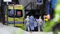 В Испании за сутки от последствий коронавируса скончались почти 770 человек
