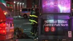 В метро Нью-Йорка вспыхнул крупный пожар, один человек погиб