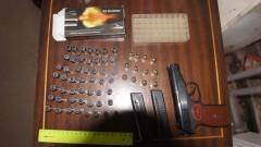 В Адлере пограничники пресекли незаконную перевозку оружия