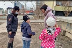 На Дону полицейские с Роспотребнадзором проводят рейды по выявлению нарушителей режима самоизоляции