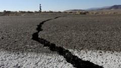 У северных Курил зафиксировано землетрясение магнитудой 5,5