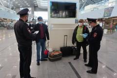 В Сочи транспортная полиция усилила меры по профилактике коронавируса