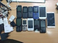 В ставропольской колонии пресечена попытка незаконной доставки мобильных телефонов