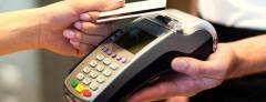 В время самоизоляции 55% россиян расплачиваются на кассе картой
