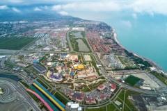 В Краснодарском крае образован новый городской округ Сириус