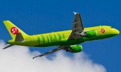 Вывозной рейс S7 из Таиланда во Владивосток запланирован на 15 апреля