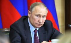 Владимир Путин заявил о полном контроле ситуации с коронавирусом в России