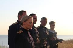 Павел Трубинер и Екатерина Вилкова предстанут в шпионском сериале «Чёрное море»