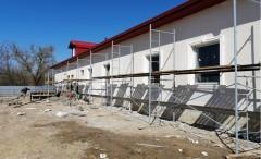 На Ставрополье ведется строительство участковой больницы в селе Кугульта