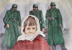 10 детских рисунков станут коллекционными почтовыми открытками ко Дню Победы