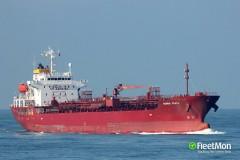 В Краснодарском крае за нарушение режима госграницы оштрафован капитан танкера-химовоза  Songa Peace
