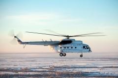 ЧП на Ямале: вертолет Ми-28 опрокинуло во время жесткой посадки
