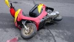 В Татарстане подросток погиб, упав со скутера под колеса поезда