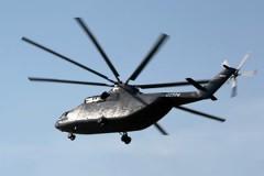 В Крыму жестко сел военный вертолет Ми-35