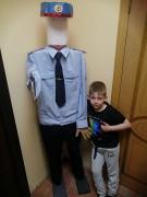 В Сочи дети сотрудников транспортной полиции приняли участие во Всероссийском конкурсе детского творчества «Полицейский Дядя Стёпа»