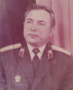 Ко дню создания охранно-конвойных подразделений полиции. Ветеран ОВД Адыгеи Юрий Тхугов