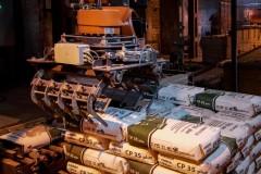 Ставропольский завод строительных смесей автоматизировал процесс укладки продукции