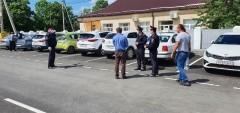 Госавтоинспекторы Адыгеи проверили ход реализации нацпроекта «Безопасные и качественные автомобильные дороги»