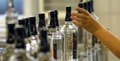 Элистинку заподозрили в краже алкоголя из супермаркета