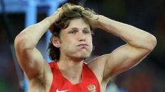 У олимпийского чемпиона Ивана Ухова угнали внедорожник в Санкт-Петербурге
