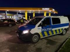 В Эстонии мужчина открыл огонь на АЗС, погибли два человека