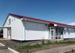 Завершается строительство амбулатории в селе Александрия Благодарненского района Ставрополья